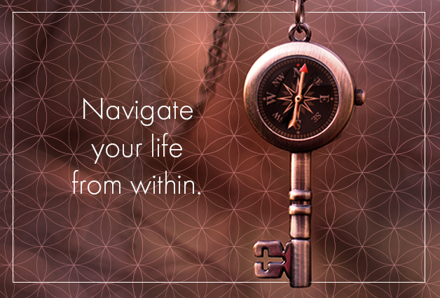 Navigate Your Life from within